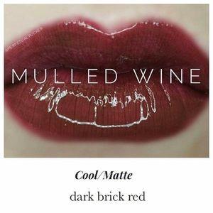 Mulled Wine lipsense color